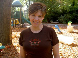 Claire's T-shirt